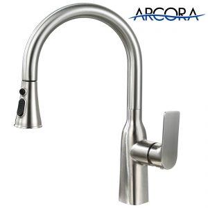 ARCORA Ausziehbarer Wasserhahn KüChe