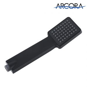 ARCORA Handbrause schwarz