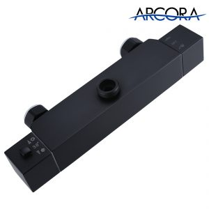 Arcora Schwarzes Regelventil Für Konstante Temperatur